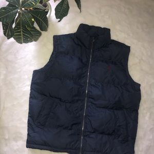 •U.S. Polo Assn.• Zipper Vest